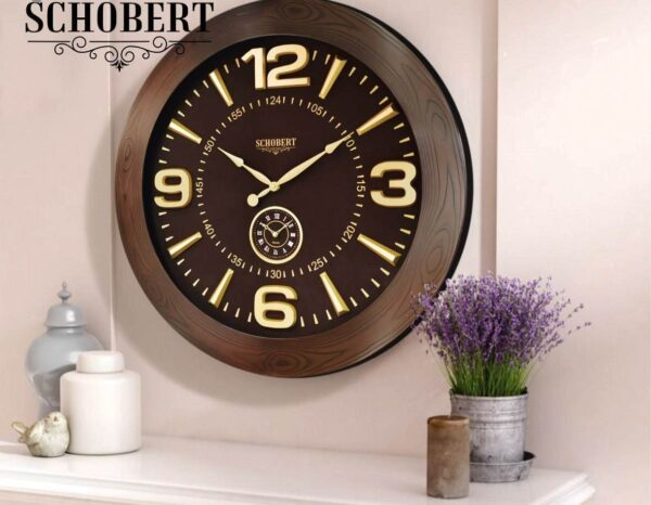ساعت دیواری مدل5225 شوبرت